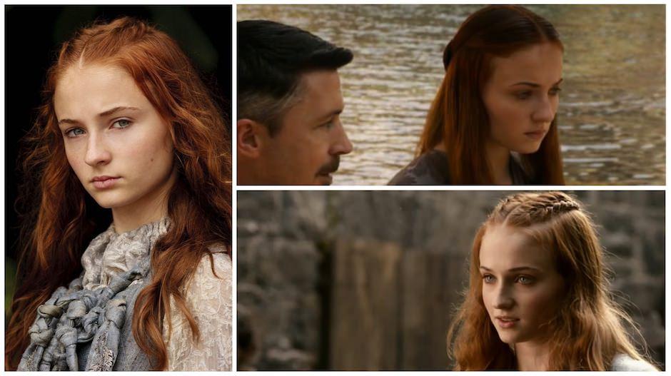 Sansa-Stark Penteado