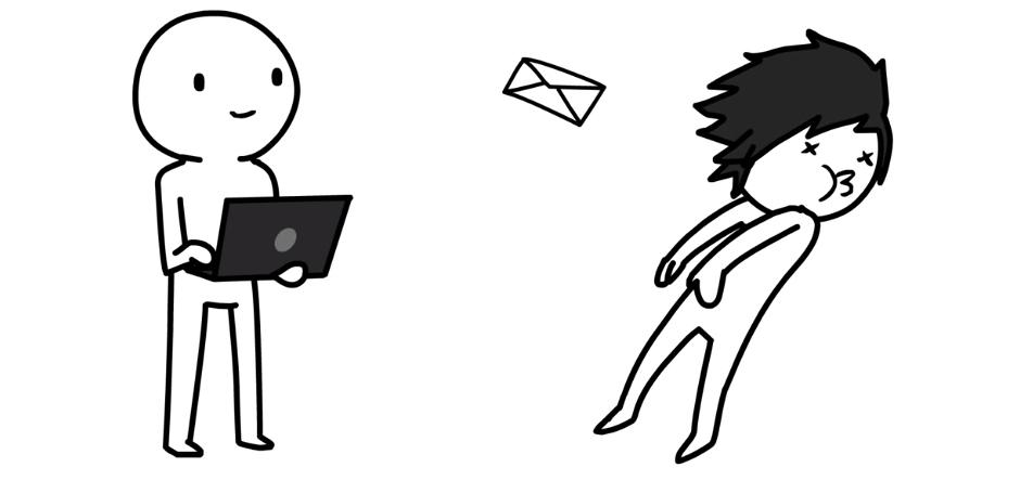 Emails como enviar