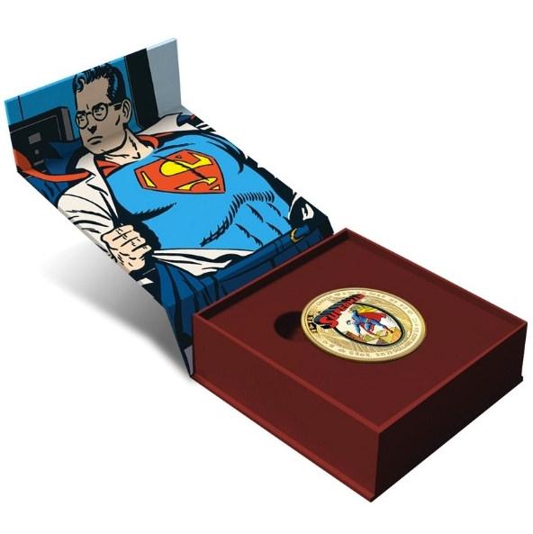 Moeda do Superman Canada 03