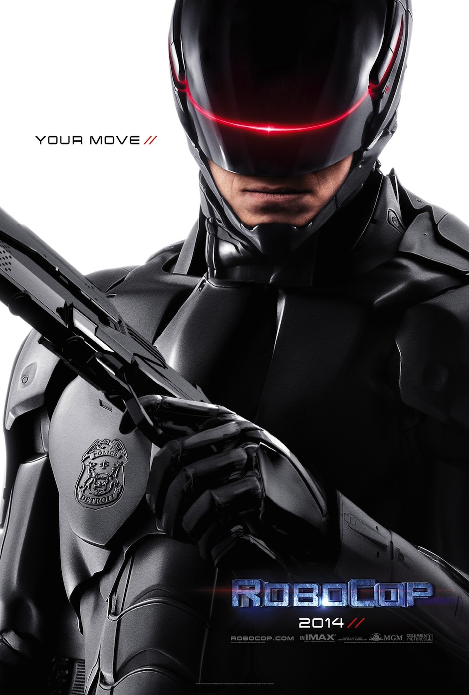Your Move - Primeiro post do reboot de Robocop