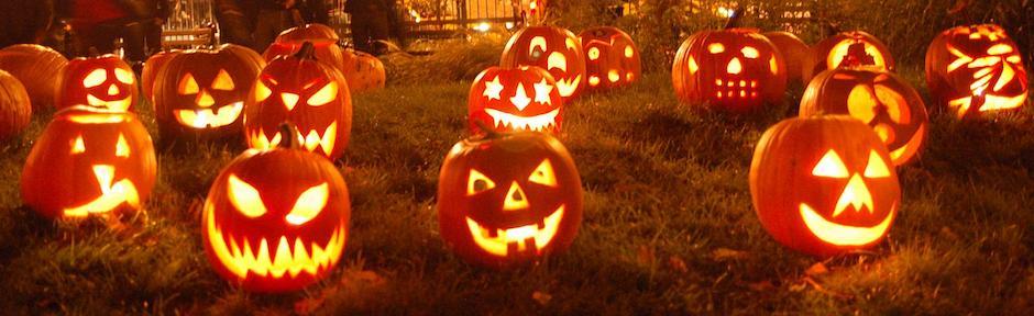 Halloween abobora