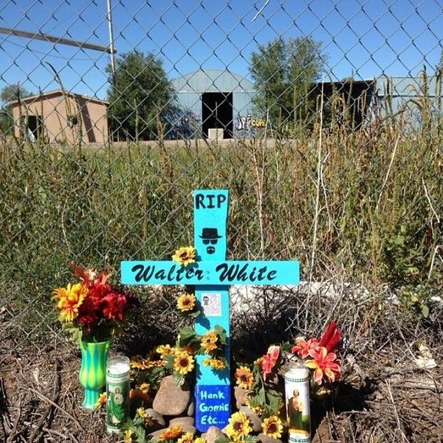 Memorial Walter White