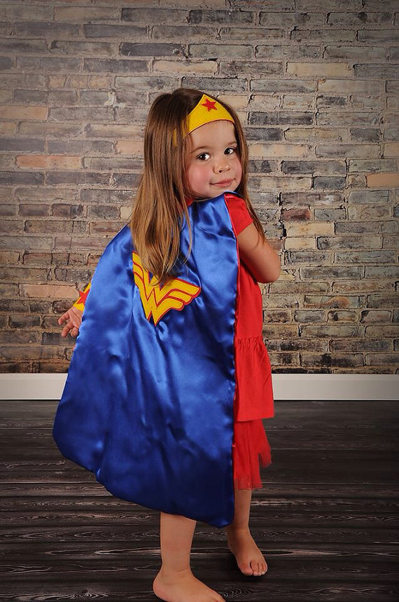 supergirl menina