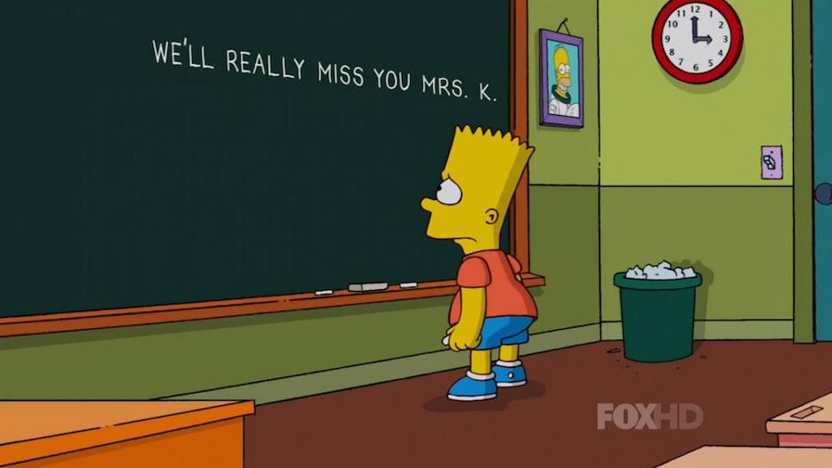 Bart-Simpson homenagem Marcia Wallace 2