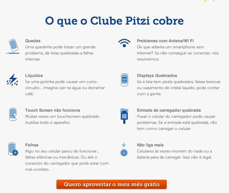 O que o clube Pitzi Cobre