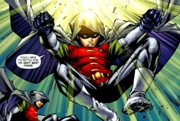 """""""Damian Wayne"""" """"filho do batman"""""""