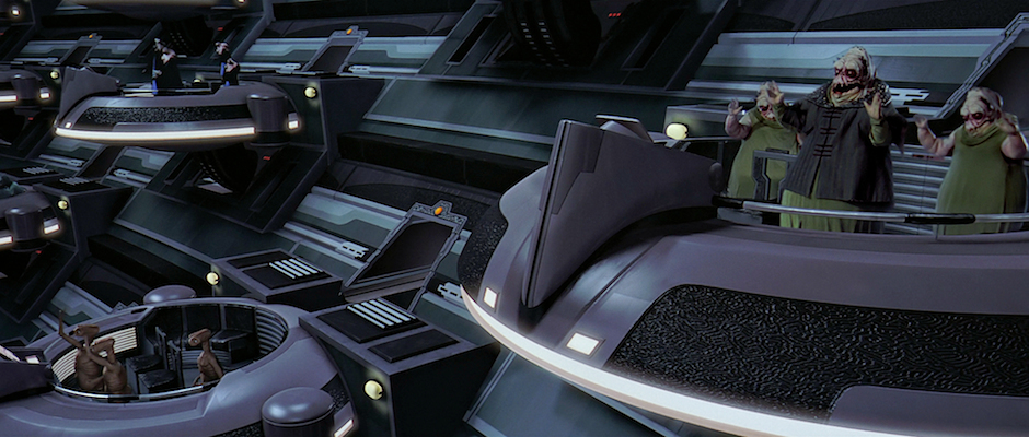 ET no Senado Star Wars