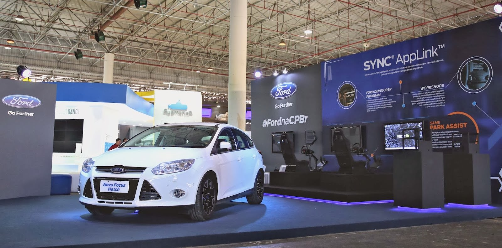 Ford campus party 2014