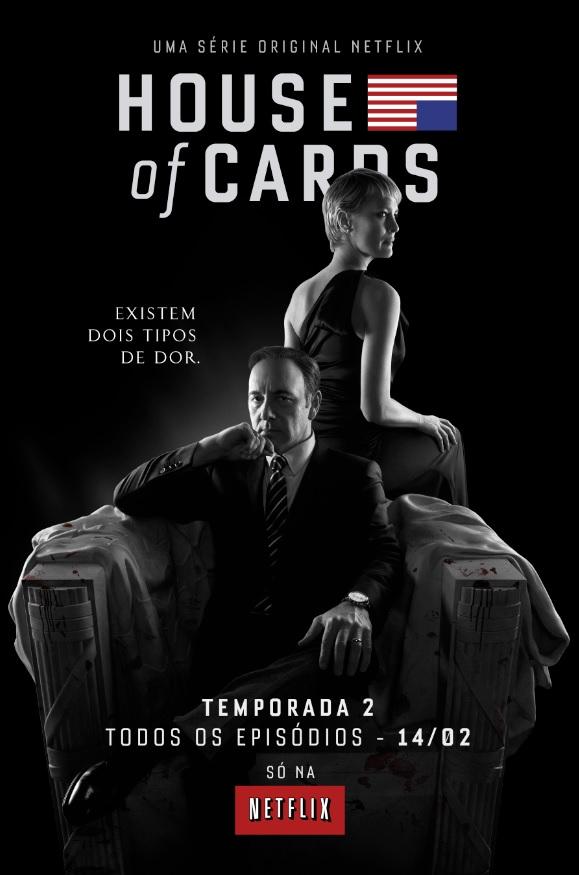 House of cards - segunda temporada