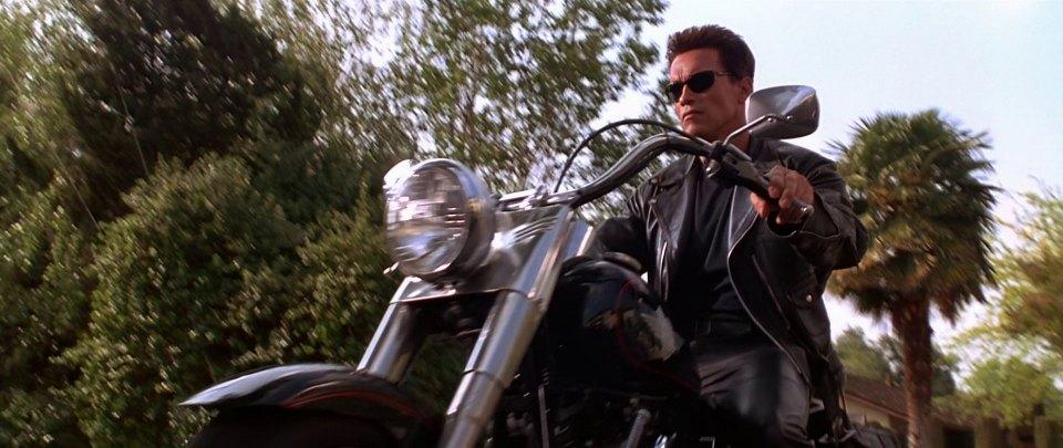 Harley- Davidson FatBoy Terminator 2