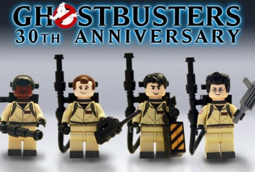 LEGO Ghostbusters 01