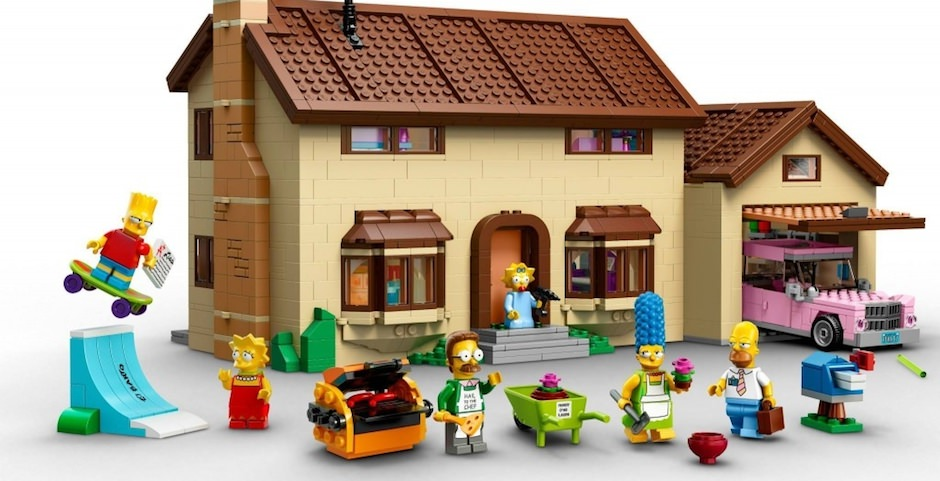 LEGO SIMPSONS 02