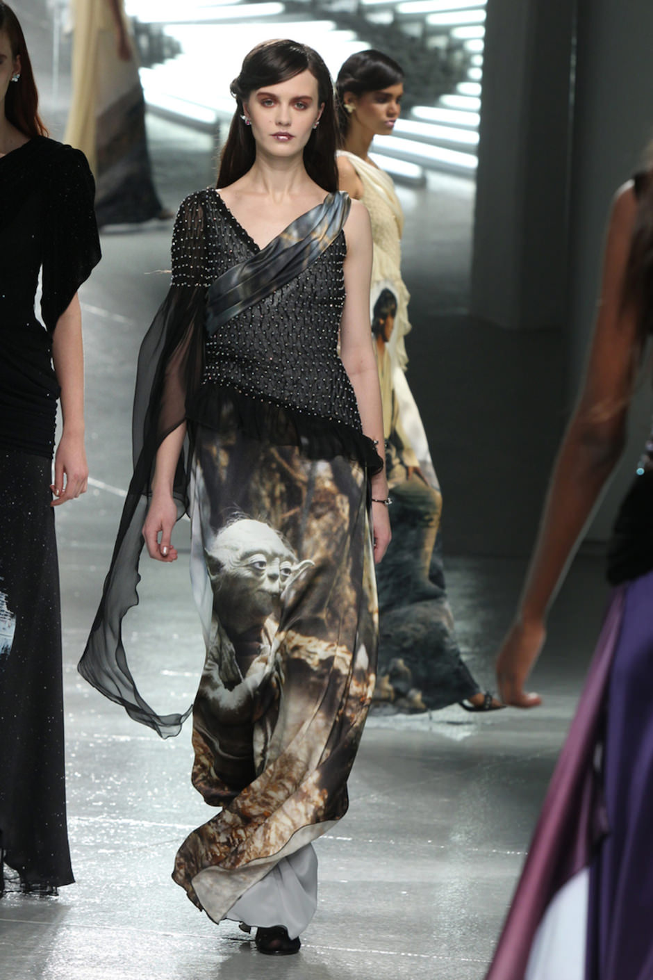 Rodarte - Runway - Fall 2014 Mercedes - Benz Fashion Week