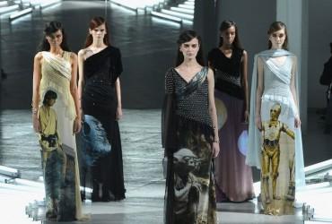 Star Wars na Fashion Week de New York