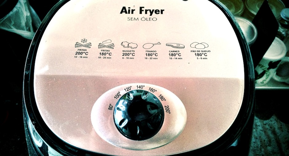 air fryer Ford