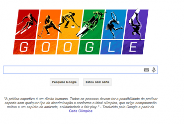 doodle google olimpiadas de inverno 2014