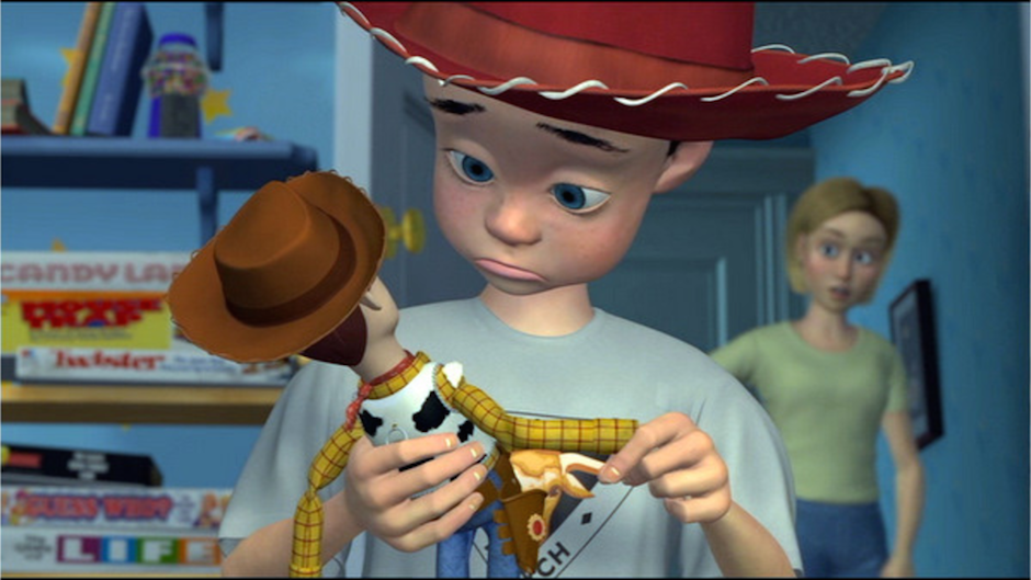 Andy Chapeu Toy Story