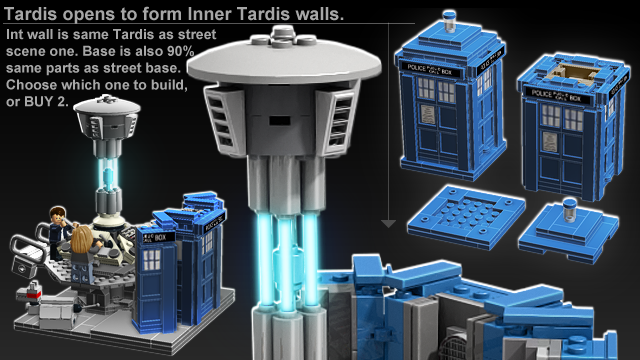 LEGO DR WHO