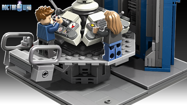 LEGO DR WHO 03