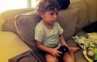 Padawan jogando Xbox One