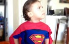superboy não é bom vida de pai