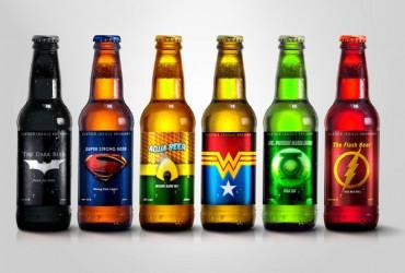 Cerveja e Super-Herói