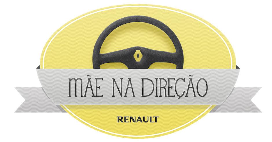 Mãe na Direção Renault