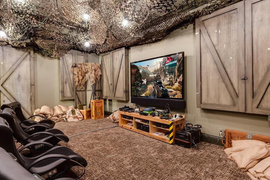 Sala Call of Duty