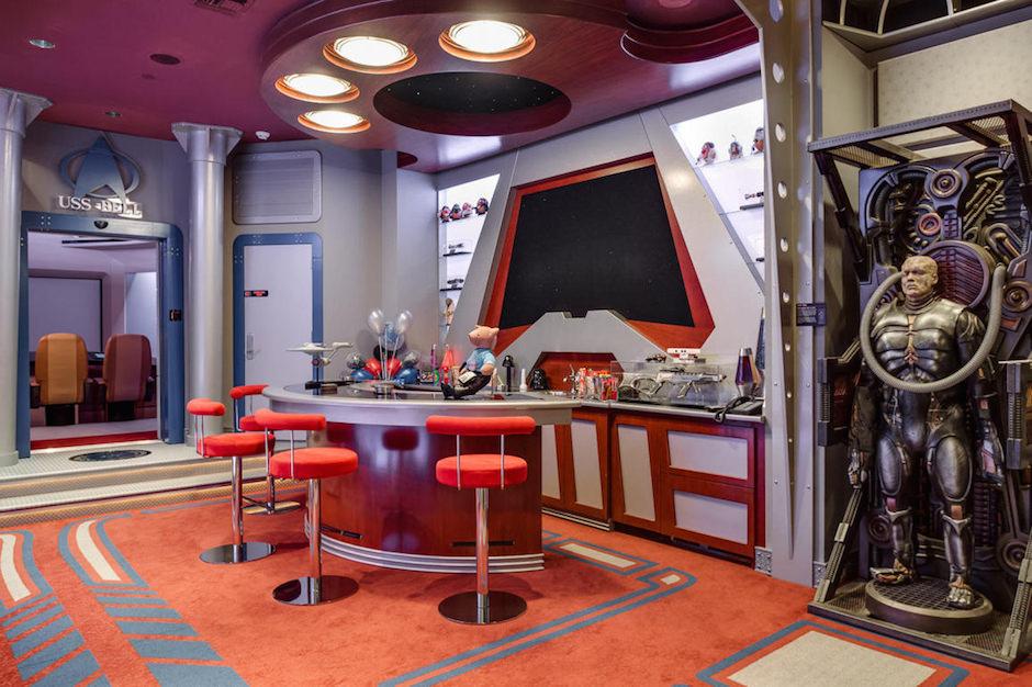 Sala Star Trek