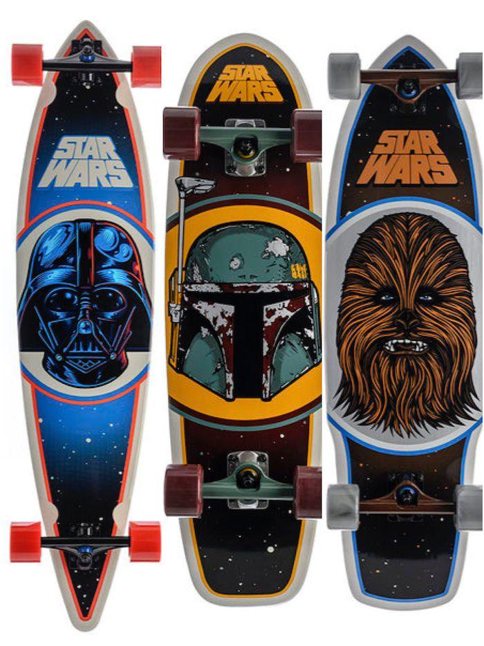Skate Star Wars 03