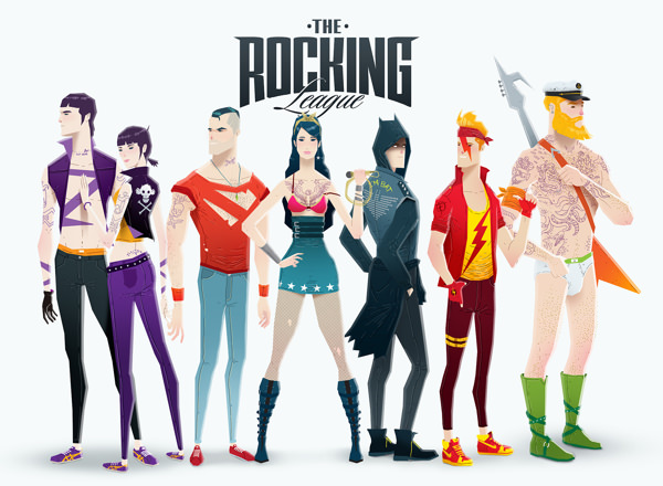 The Rocking league