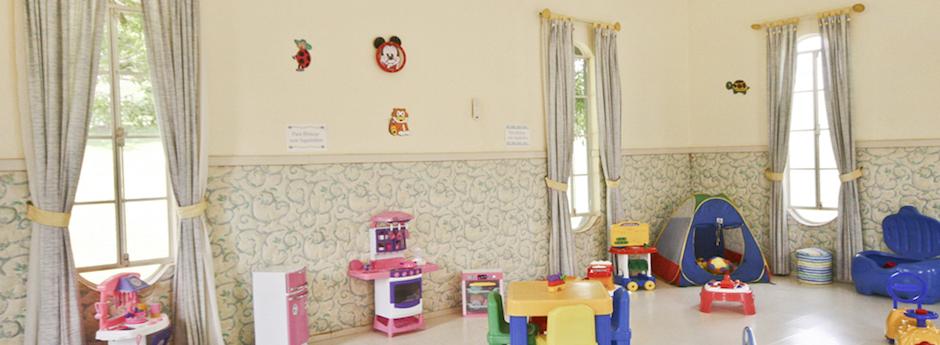 San Raphael Country sala infantil