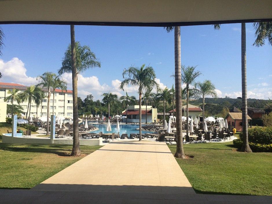 vista restaurante taua hotel