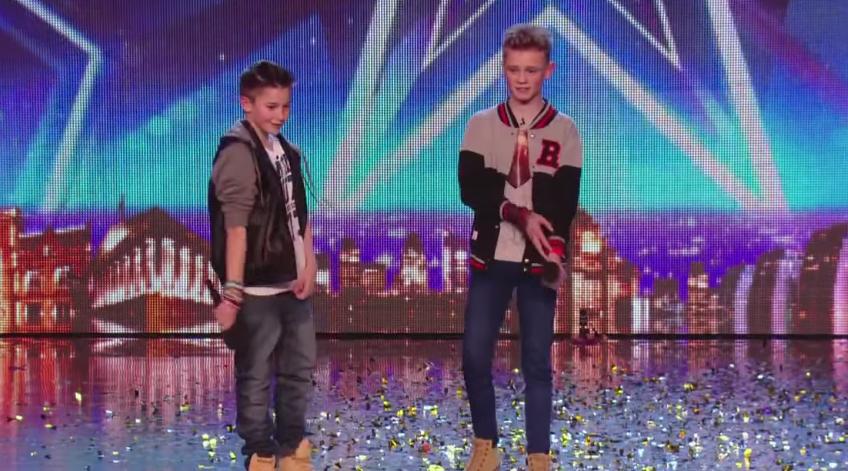 Música contra o bullying no Britain Got Talent - Bullying Song