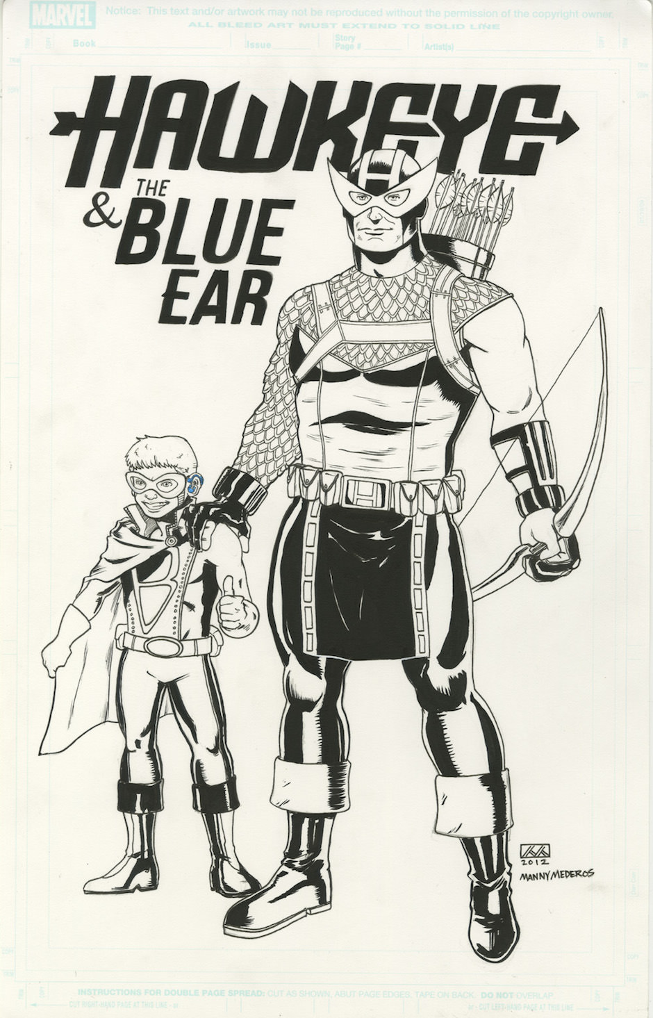 Marvel cria um persoangem para ajudar um menino com problemas auditivos