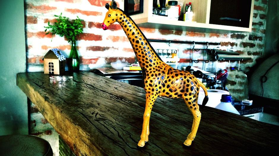 girafa é do capeta