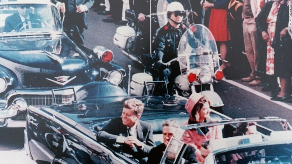 jfk minutos antes do tiro em dallas