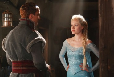Once Upon a Time Elsa Frozen