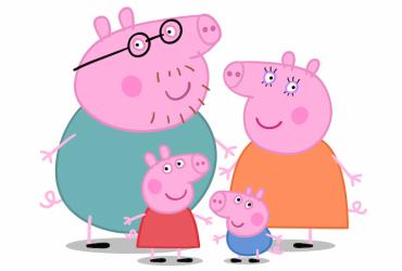 Peppa Pig Feminista