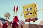 trailer 2º filme bob esponja
