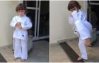 Padawan Karate