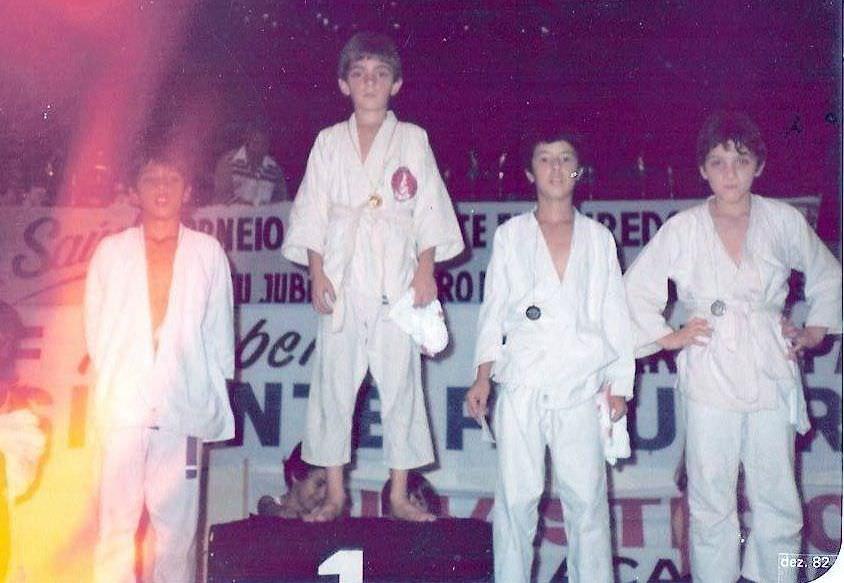 judo nerdpai campeao