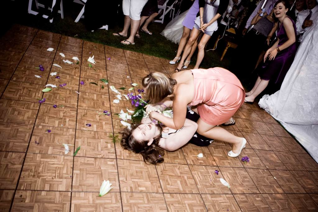 Bouquet de noiva e o desespero das mulheres 12