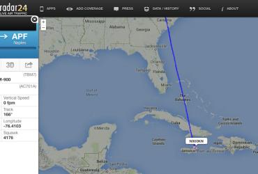 O triste e maravilho dia em que a tecnologia permitiu acompanhar o destino fatal de um voo 01