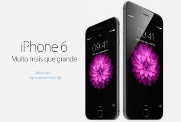 iphone 6 plus tamanho