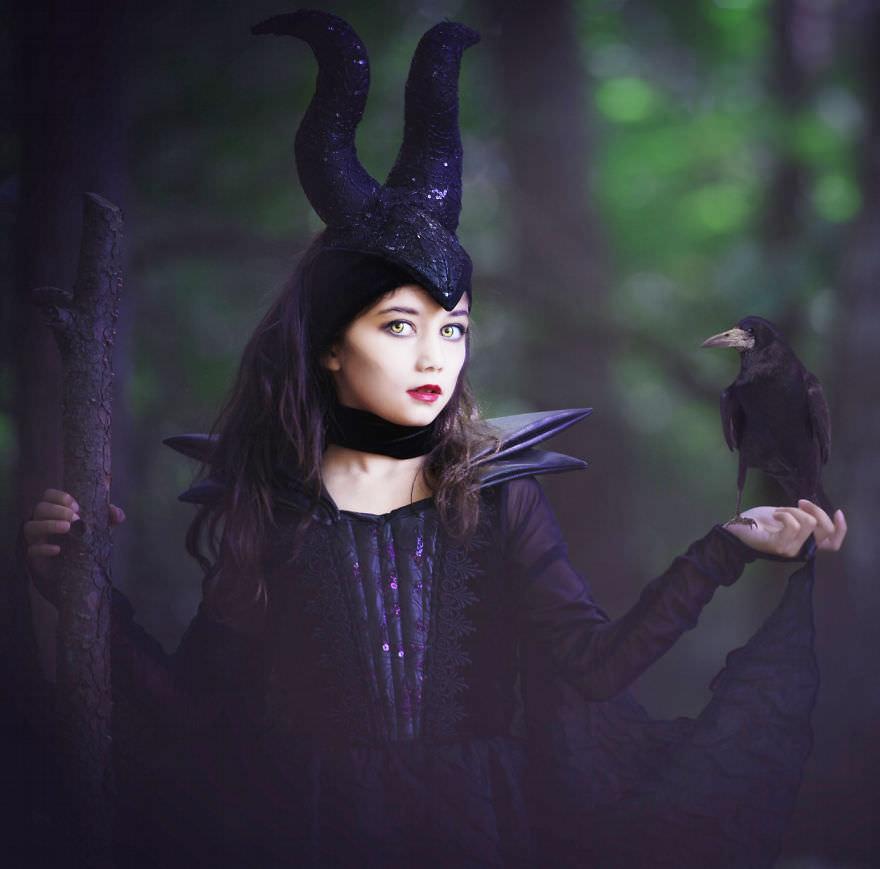 Fantasias para o Halloween - Fofura Nerd 01