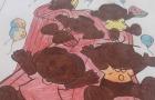 Garoto mudou a cor dos personagens de Maurício de Souza Cansei desses desenhos diferentes de mim