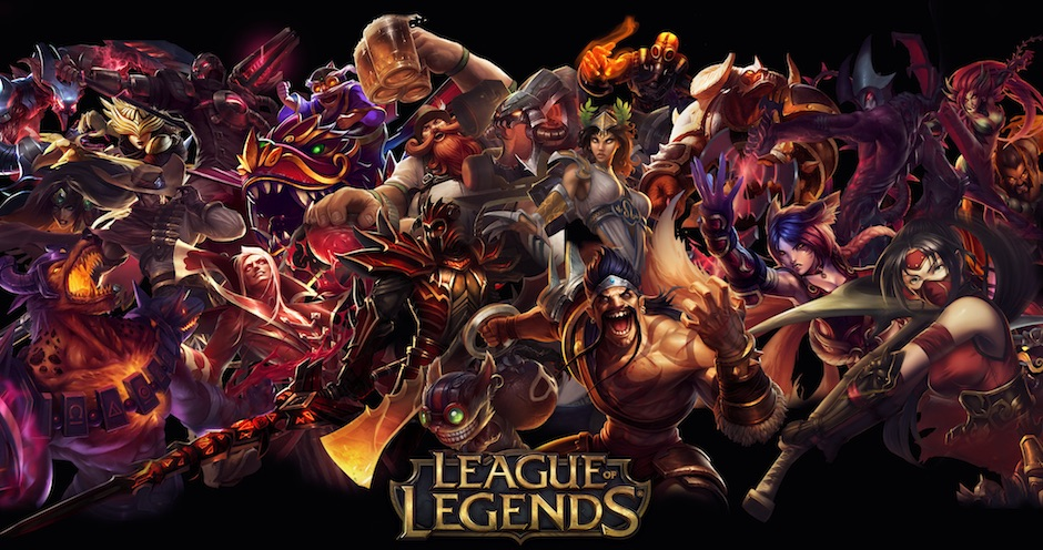 League-of-Legends-LOL 2