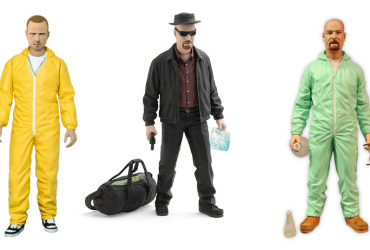Pais querem proibir Action Figures de Breaking Bad