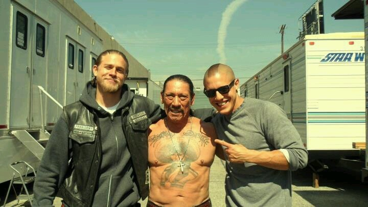 Danny Trejo Sons of Anarchy